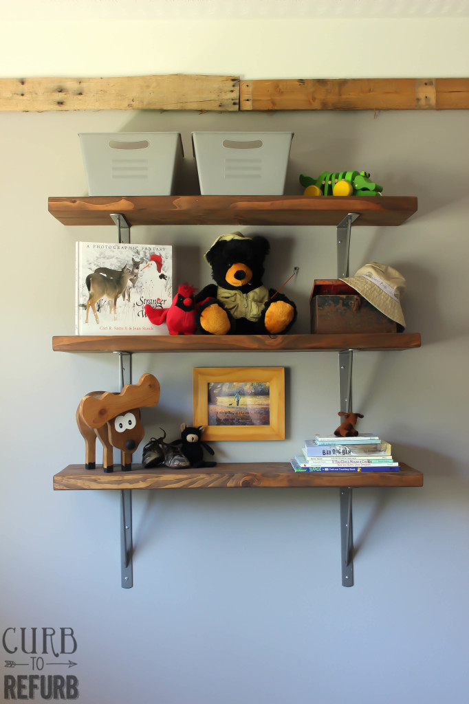 big boy room shelves