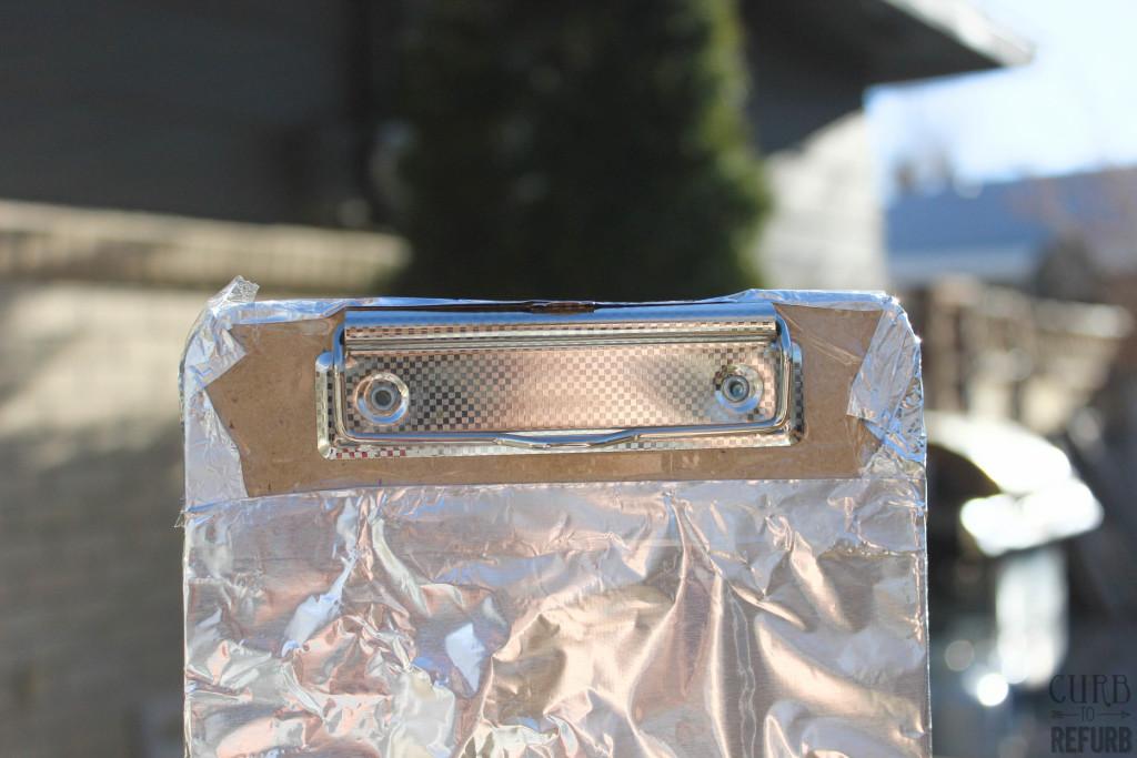 metal clip board