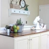 New Kitchen Shelf