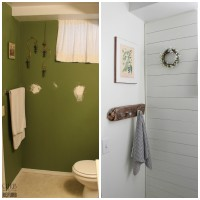 Complete Bathroom Makeover – Before and After