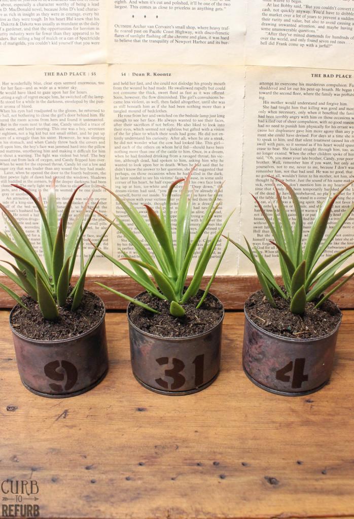 simple planters