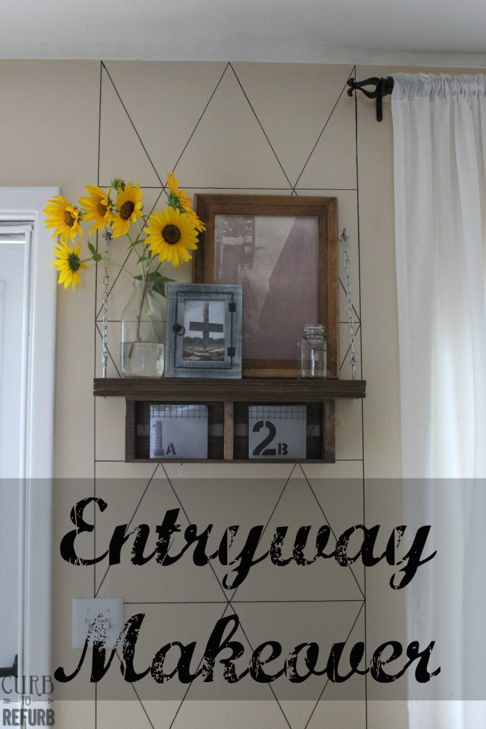 entryway-makeover