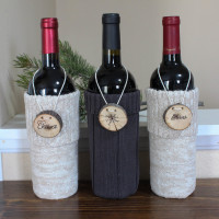 Wine Bottle Sweaters