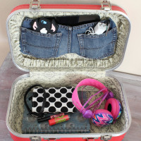 Electronic Organizer Case For A Teen