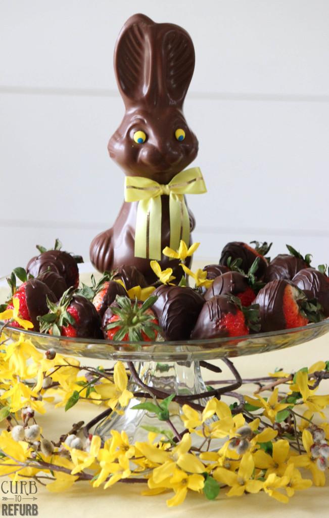 Easter food - chocolate