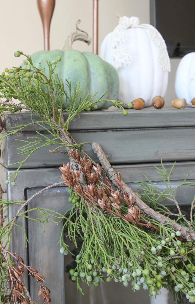 juniper garland